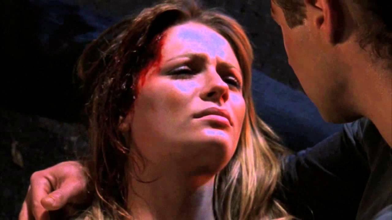 Mischa Barton as Marissa onThe O.C.