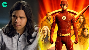 The Flash: Carlos Valdes Talks Decision To Leave & Final Appearance