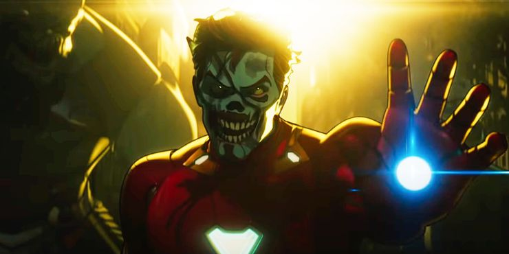 """Another thing is seen in """"What if...?"""" The story saw the Winter Soldier fight the zombie, Captain America. The concept of """"Marvel Zombie"""" originated in the comic itself."""