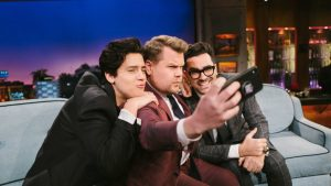 Cole on 'The Late Late Show with James Corden