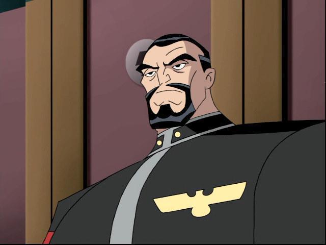 Vandal Savage in Justice League
