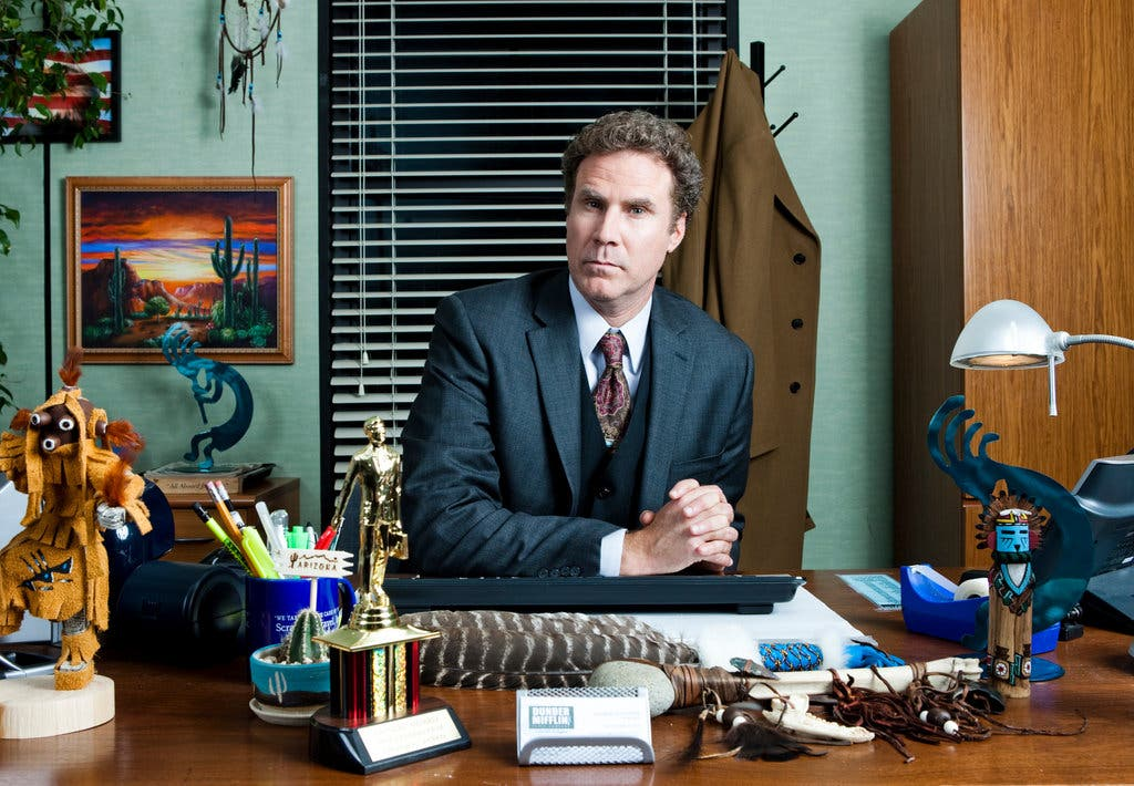 Will Ferrell in 'The Office'