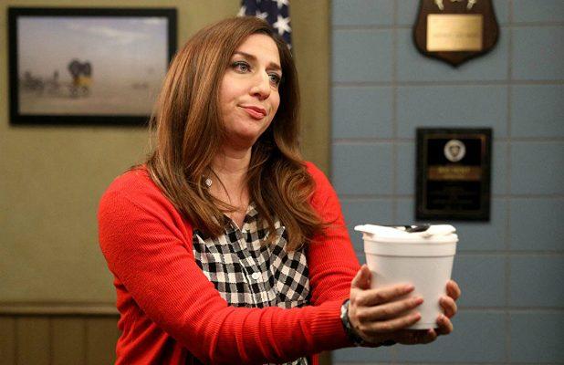 Chelsea Peretti in Brooklyn Nine-Nine