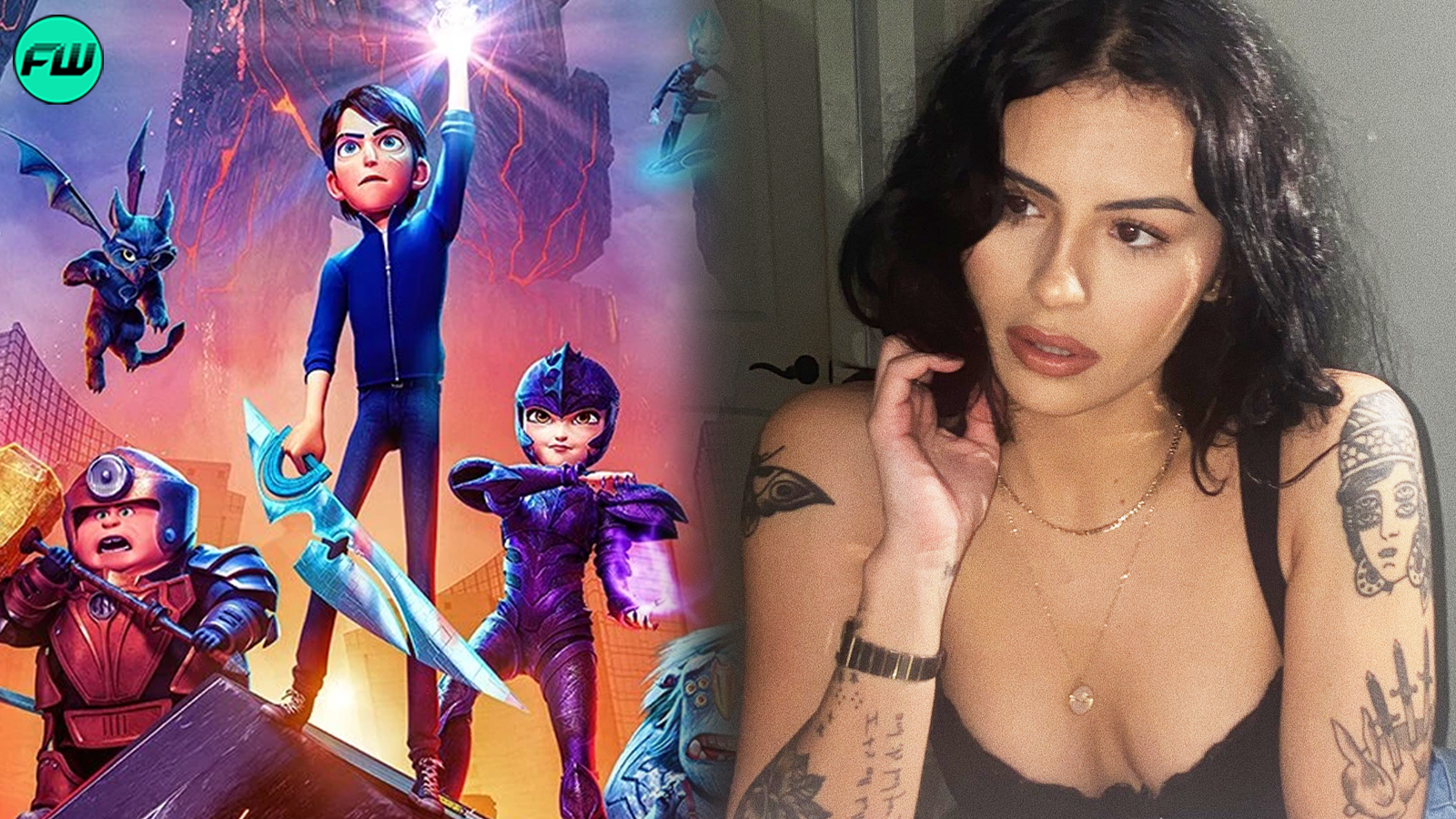 Lexi Medrano Talks Trollhunters: Rise of the Titans & End Of Dreamworks' Netflix Franchise
