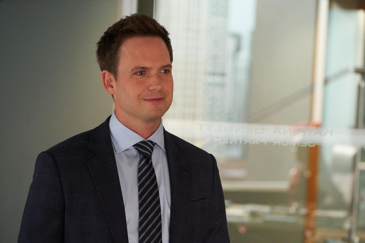 Patrick J. Adams in Suits