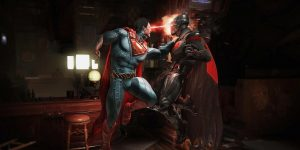 DC Injustice Movie Cast Revealed