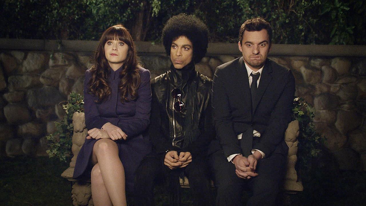 Prince in 'New Girl'