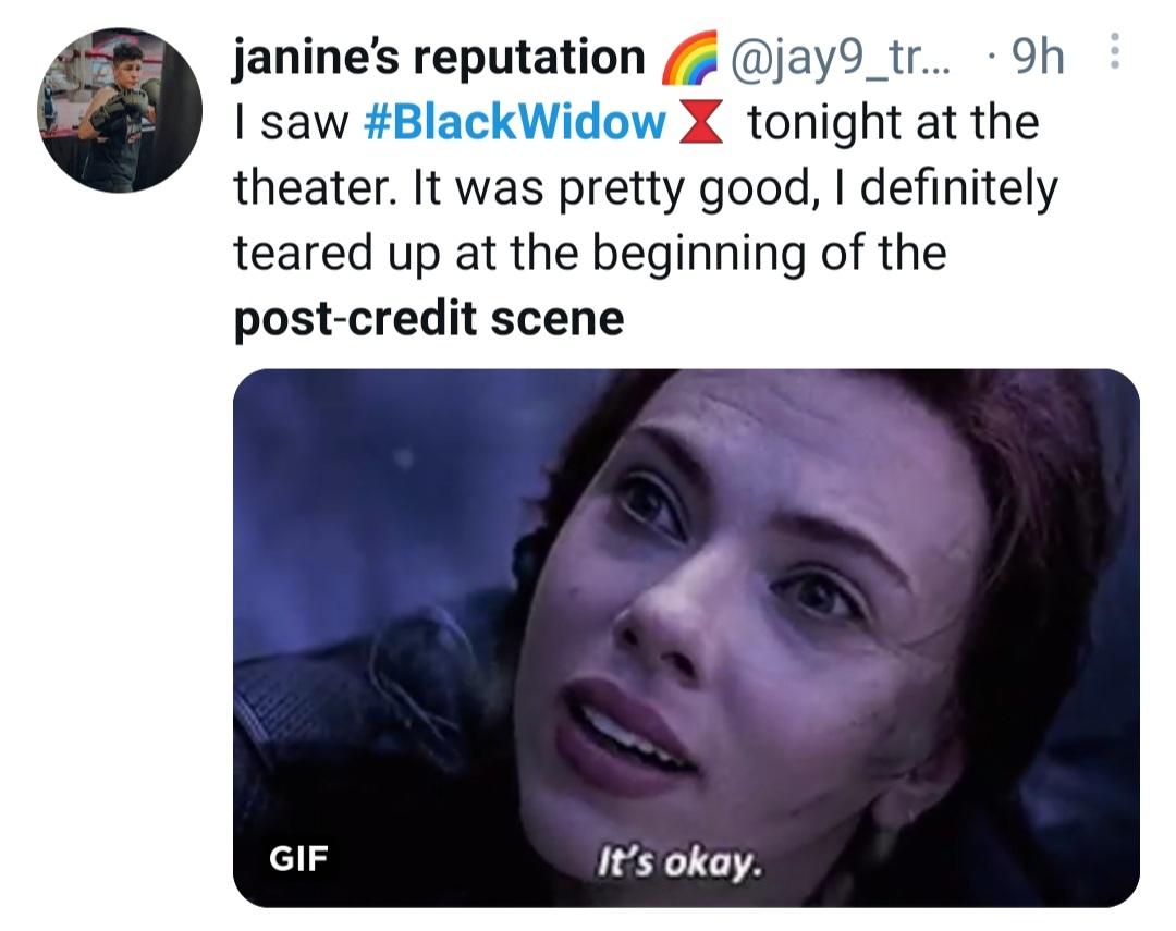 Fans Reaction Tweet
