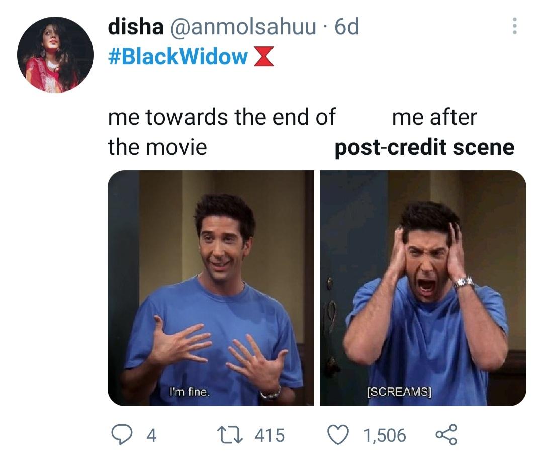 Fans react using meme templates