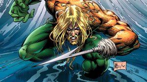 Aquaman-Blonde