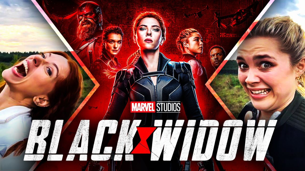 Is MCU Black Widow an interesting enough character to have