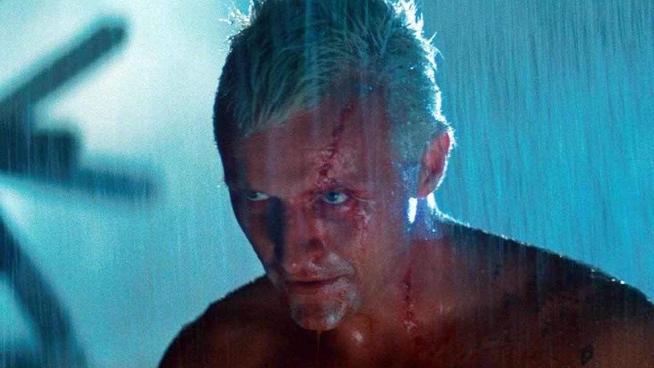 Batty in Blade Runner