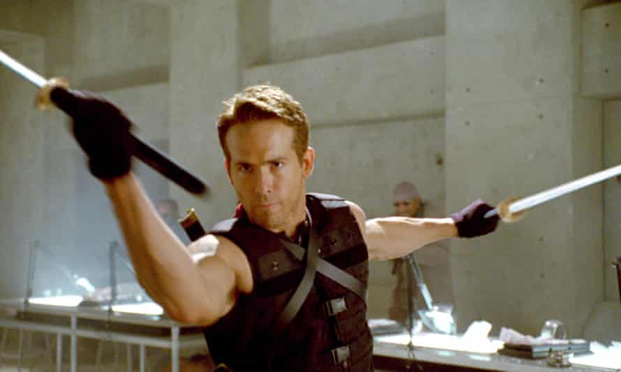 Ryan Reynolds as Deadpool in X-Men Origins: Wolverine felt that the fans wouldn't be happy with this version of the character.