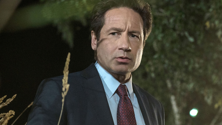 David Duchovny in The X-Files