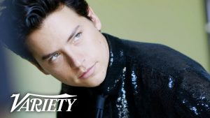 Cole with an interview with Variety