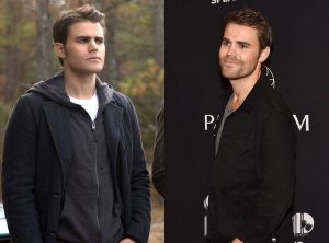 Paul as Stefan