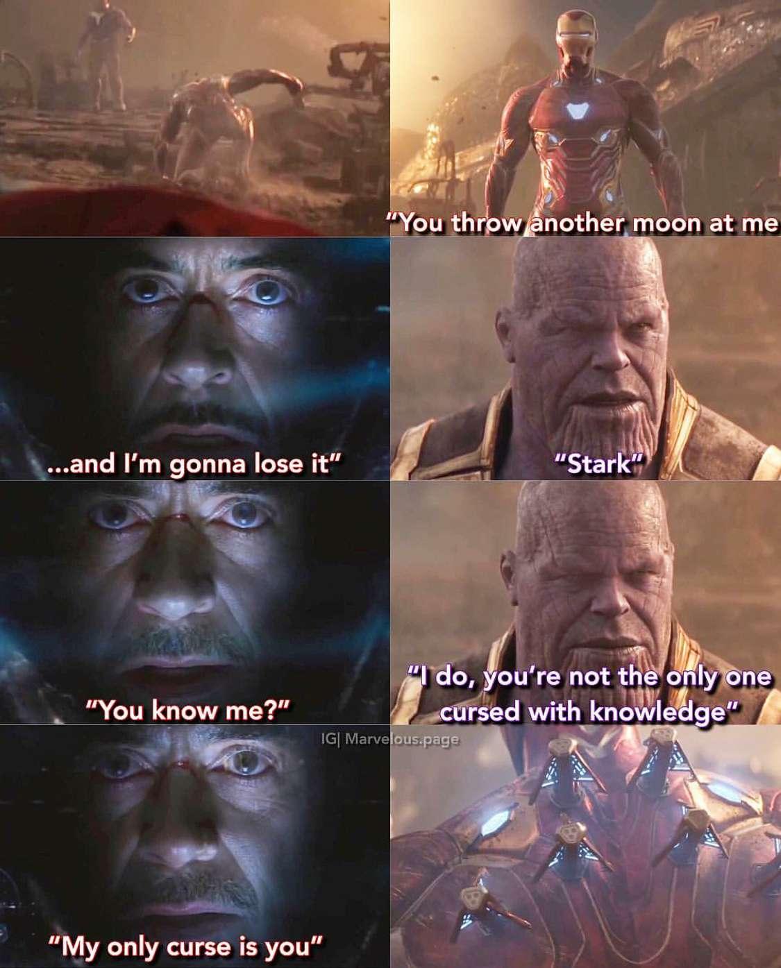Iron-Man being Iron-Man
