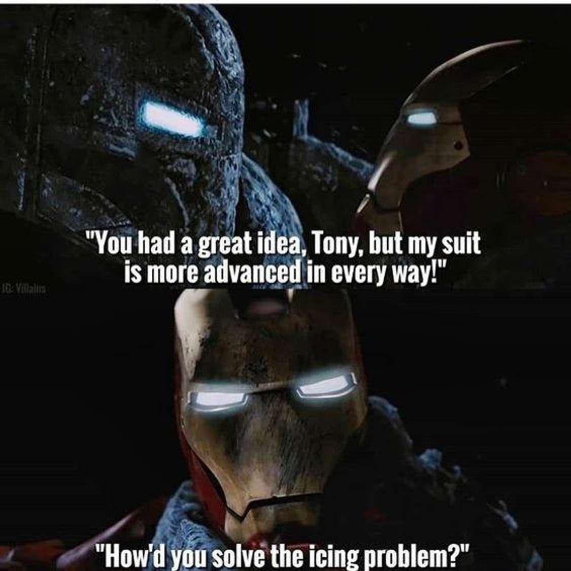 'The Strategist' among Avengers