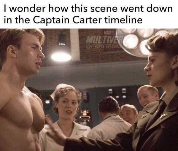 A still from Captain America