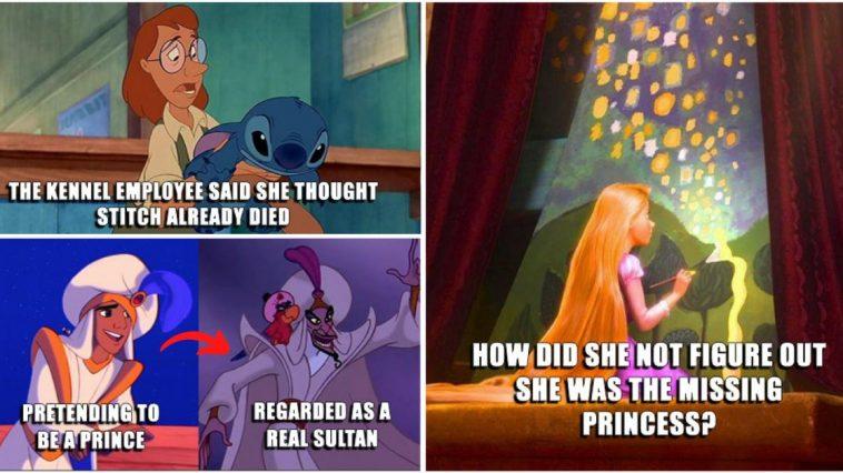 17 Glaring Disney Film Plot Holes We Just Can't Ignore