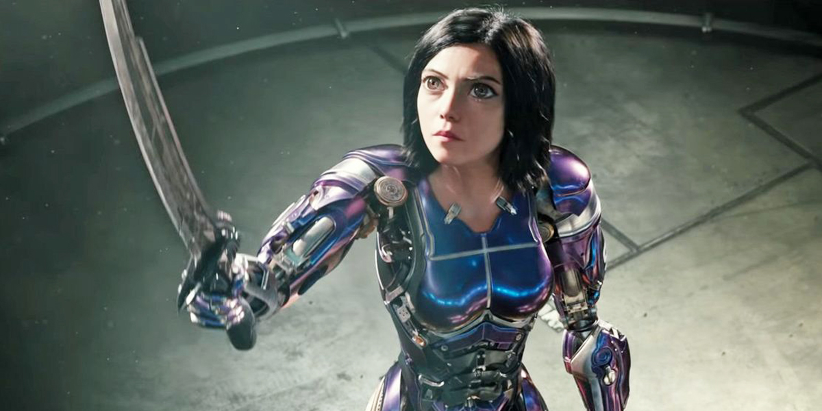 Alita Battle Angel Movies Video Games