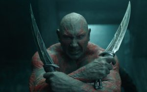 Darkseid beat Drax