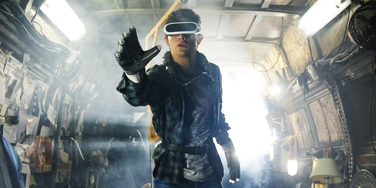 Ready Player One Movies Video Games
