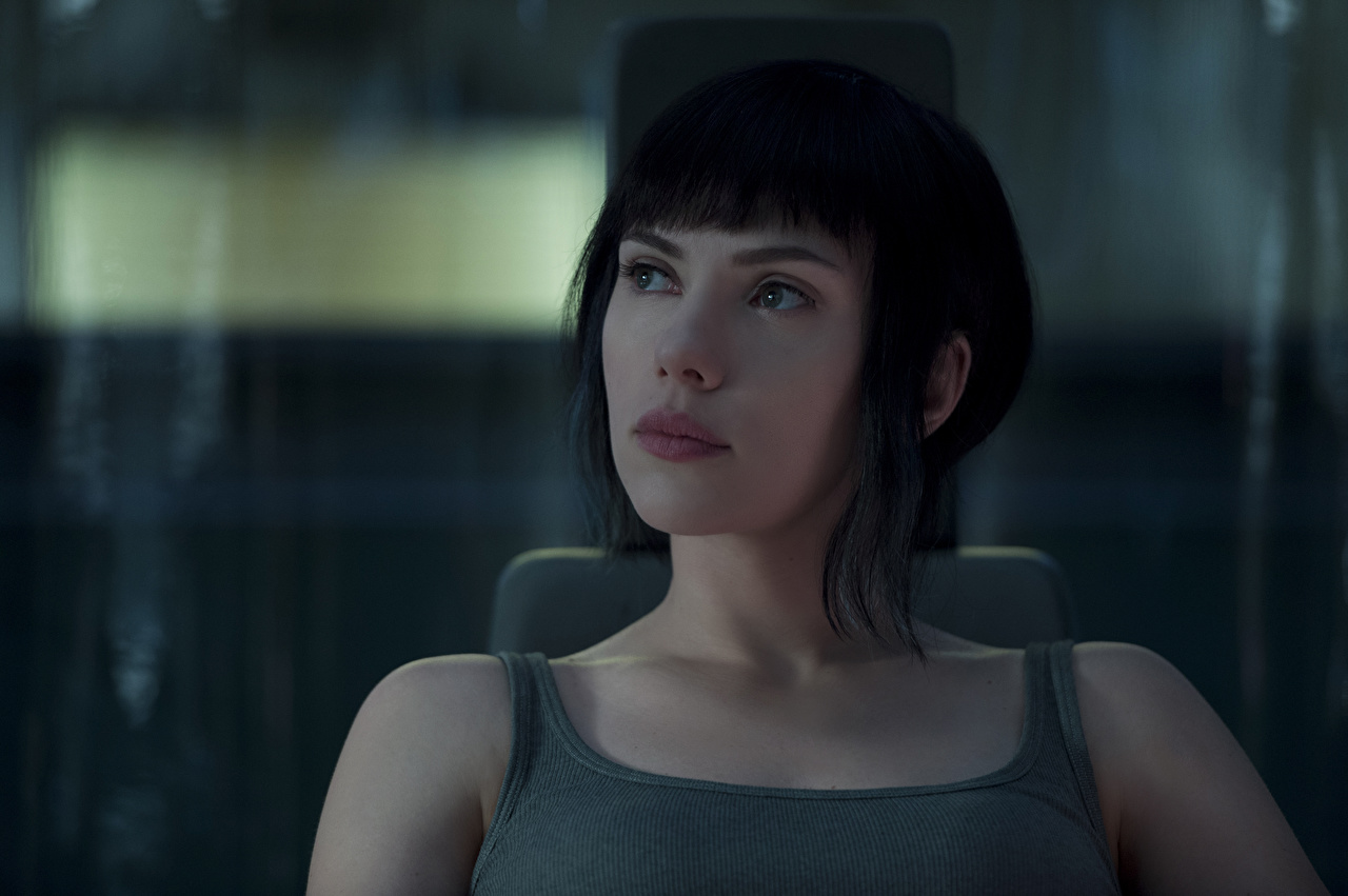 Ghost Is the shell- In this movie, Motoko Kusanagi and her teammates to find the mysterious hacker known as puppet master.