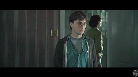 Harry Porter The Dealthly Hallow