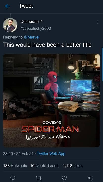 23 Spider-Man: No Way Home Trailer Tweets That Show We Weren't Emotionally Prepared