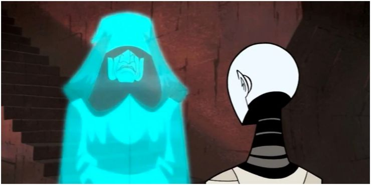 5. Palpatine was voiced by Nick Jameson in some early animation and video games