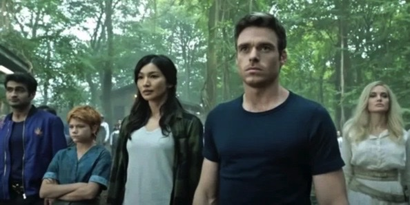 A still from Marvel's The Eternals