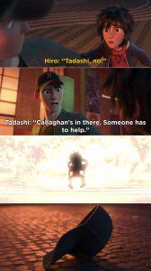 Tragic Movie Deaths Tadashi
