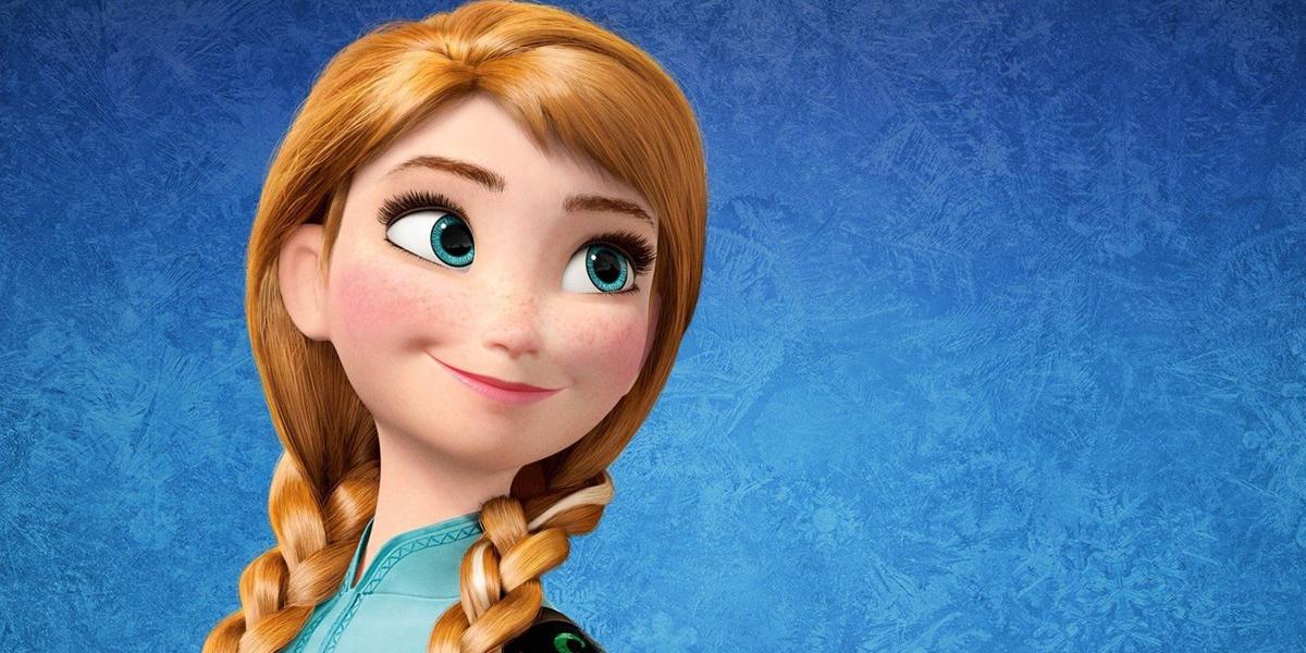 Anna Voice Disney