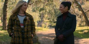 Yelena and Contessa in Hawkeye