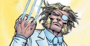 Diamond Patch Wolverine