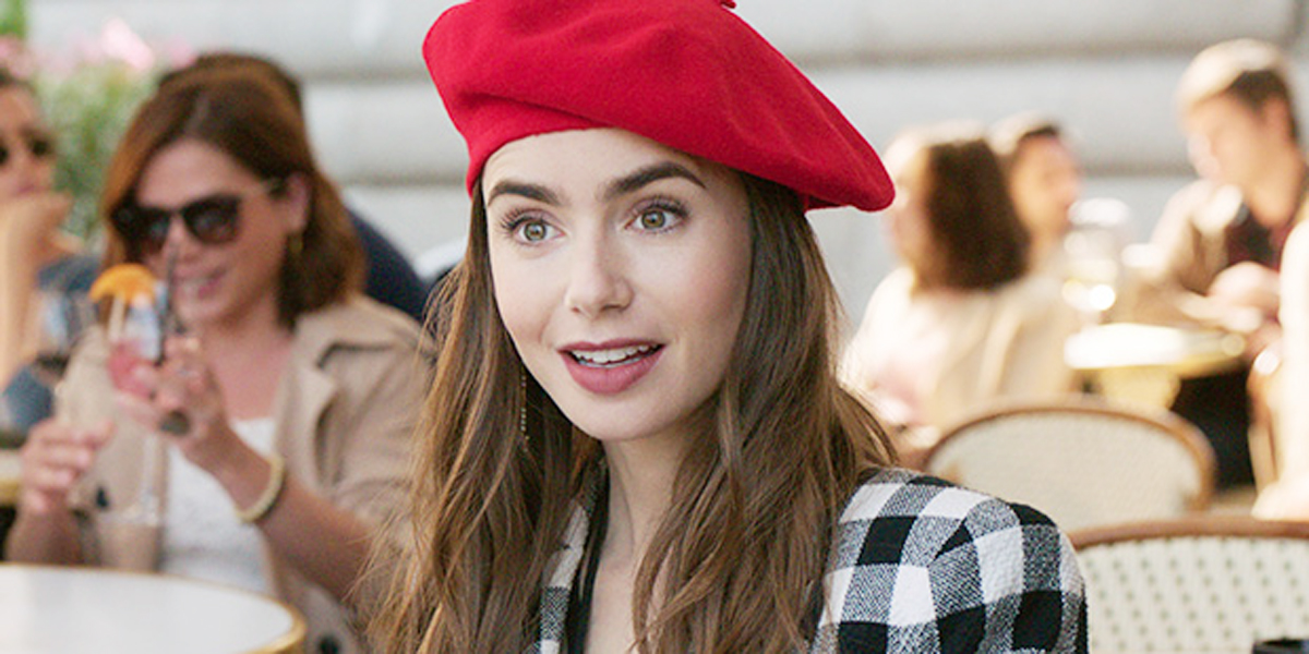 Emily Cooper Emily in Paris