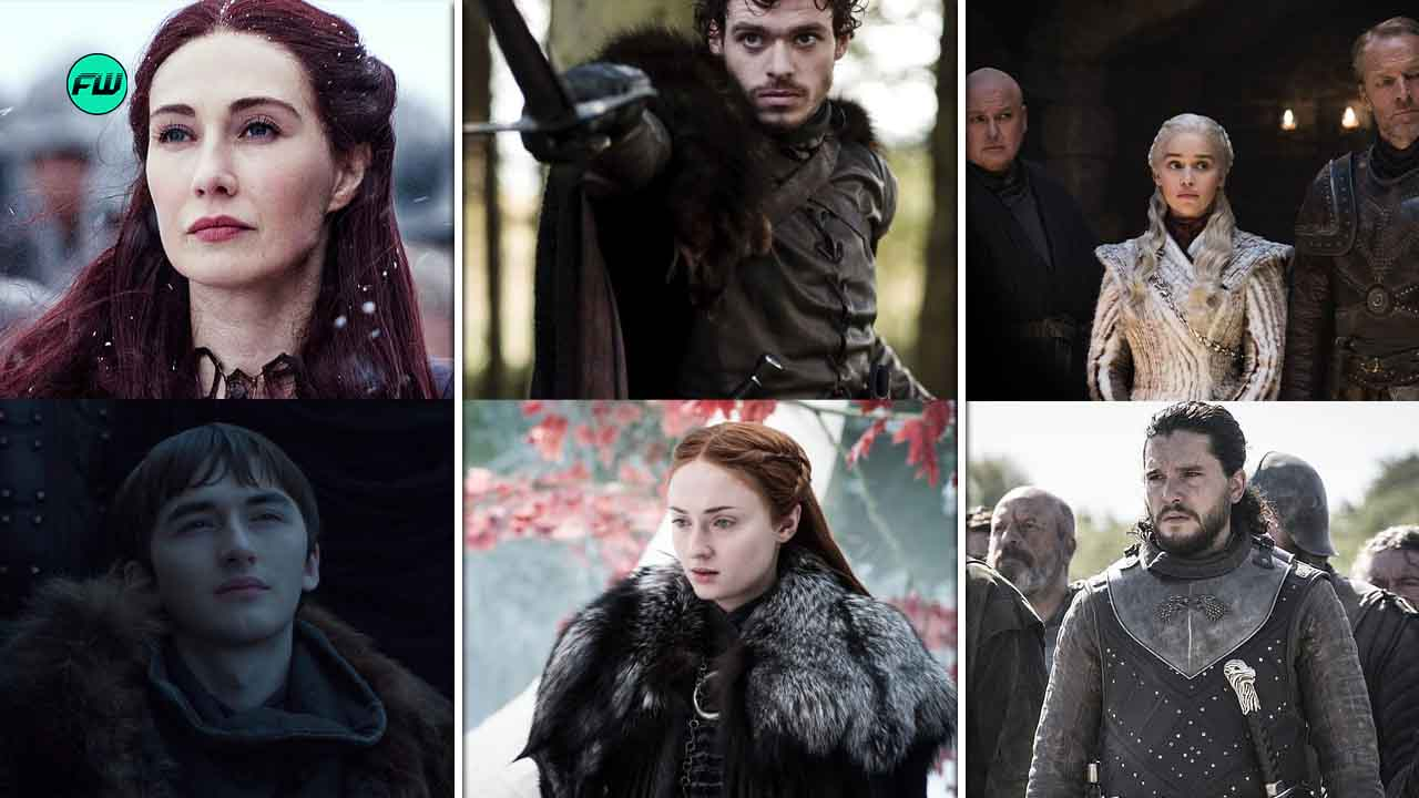 Game Of Thrones Major Characters That Never Interacted Despite Fan Expectations.