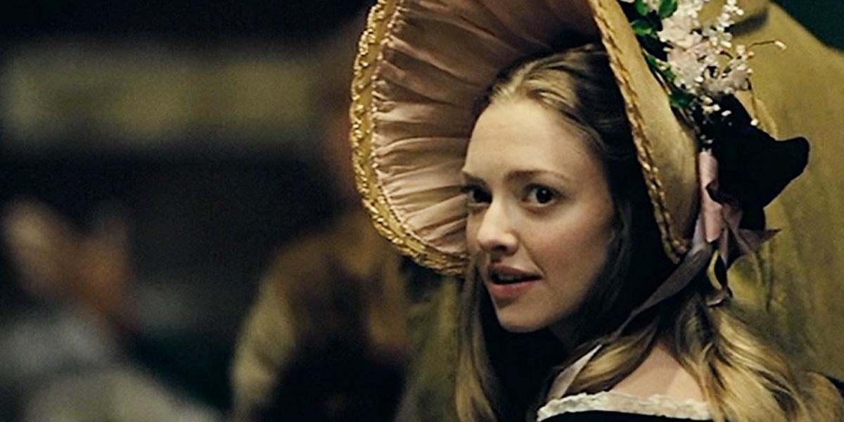 Les Miserables Amanda Seyfried