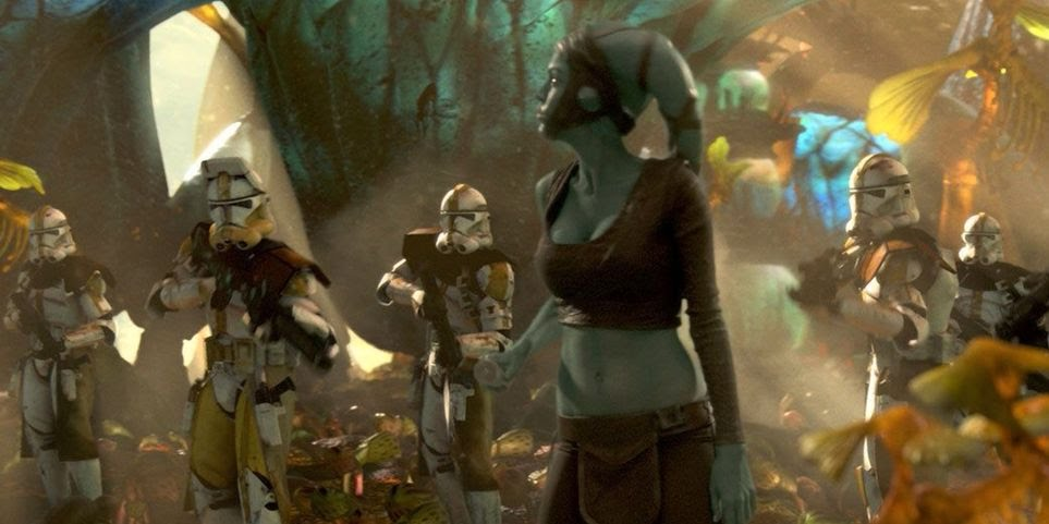 Star Wars Prequel Trilogy's shots that are awe-inspiringly