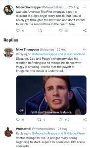 Captain America is super boring