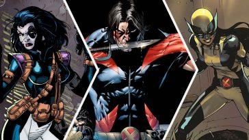 Strongest Members Of X-Force - Mutant Mercenary Team Of Deadpool 3