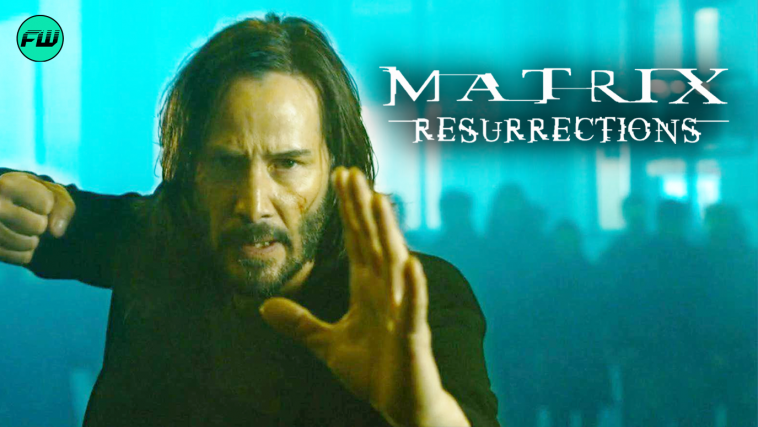 The Matrix Resurrections: Official First Look Images Revealed