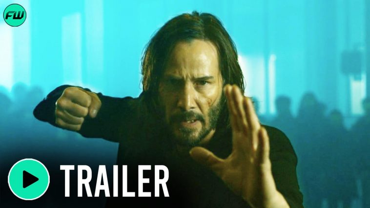 First The Matrix Resurrections Trailer Arrives