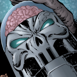 Doom Patrol The Brain
