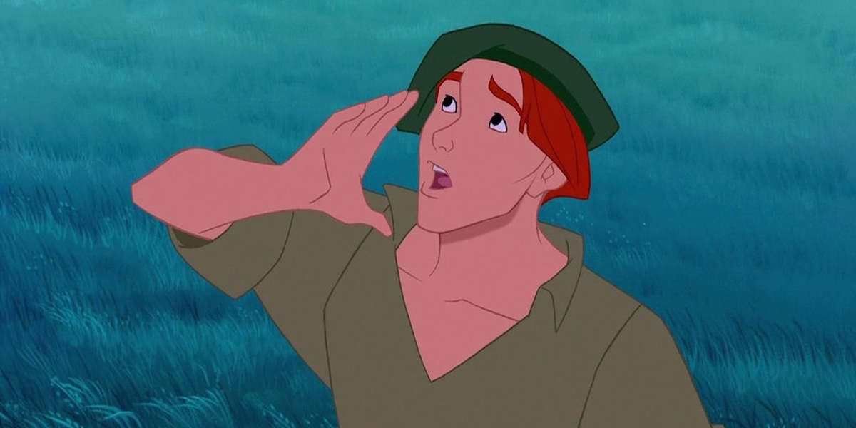 Thomas Voice Disney