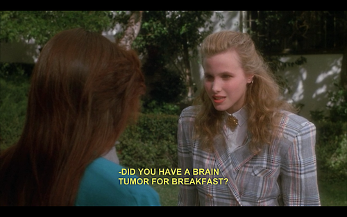 Quotable Teen Insults