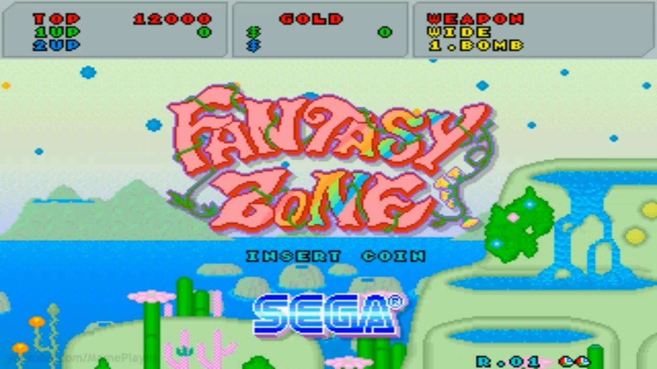 games - fantasy zone