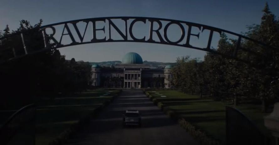 ravencroft, venom