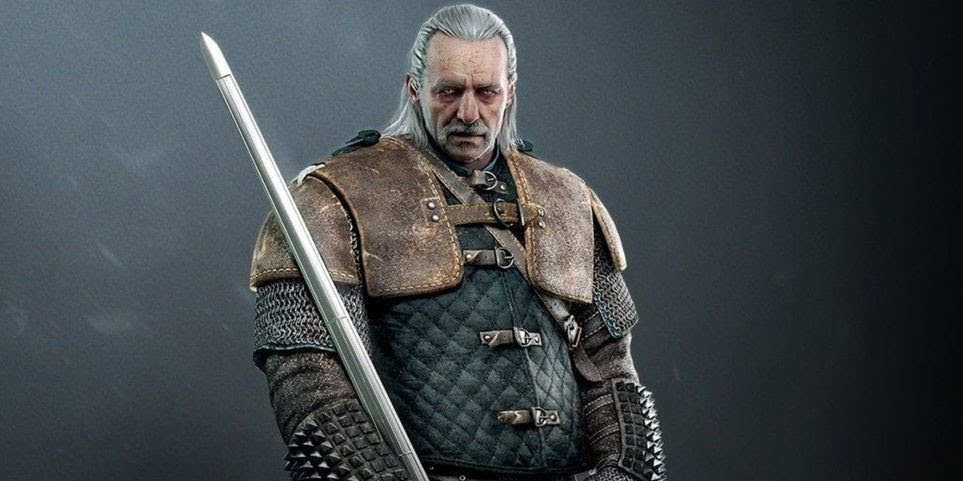 Vesemir Is The Greatest Witcher